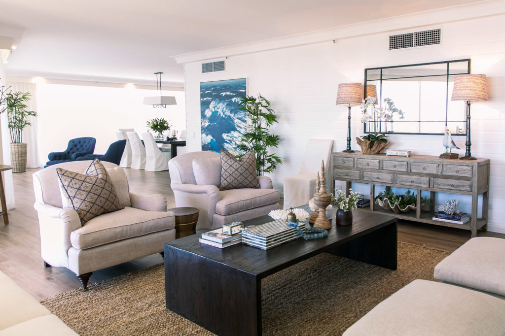 Vanessa Wood Interior Design Main Beach Apartment