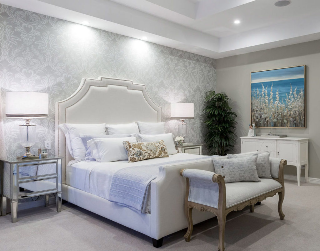 Vanessa Wood Interior Design Sanctuary Cove Master Suite