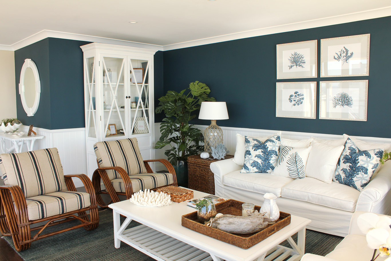 Vanessa Wood Interiors Rainbow Bay Interior Design
