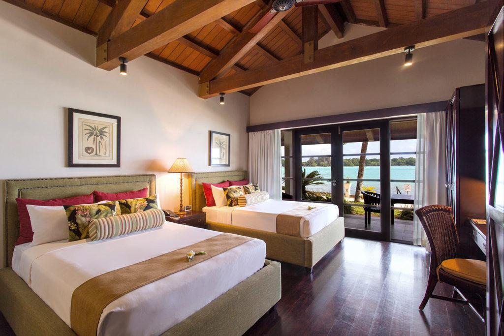 Vanessa Wood Interior Designer to Warwick Le Lagon Resort Vanuatu