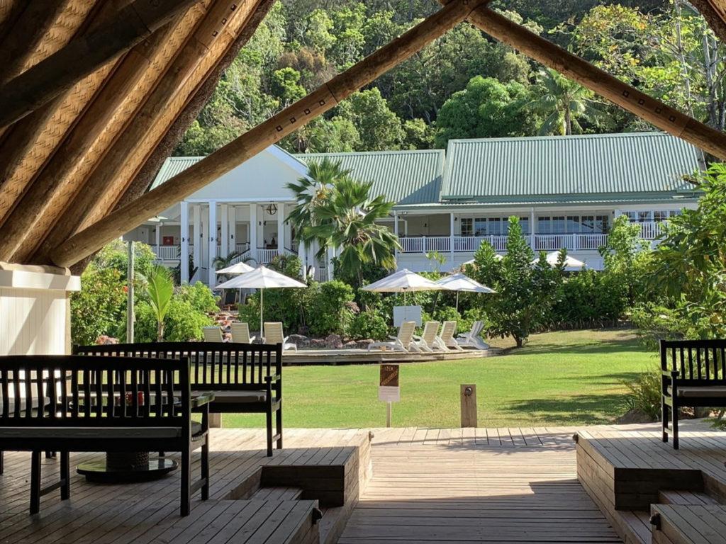 Vanessa Wood Interiors Malolo Fiji Entrance