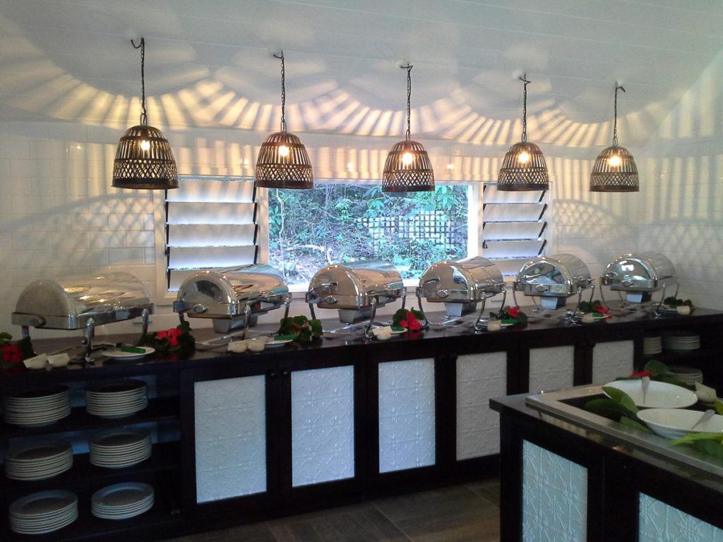 Vanessa Wood Interiors Malolo Fiji Restaurant
