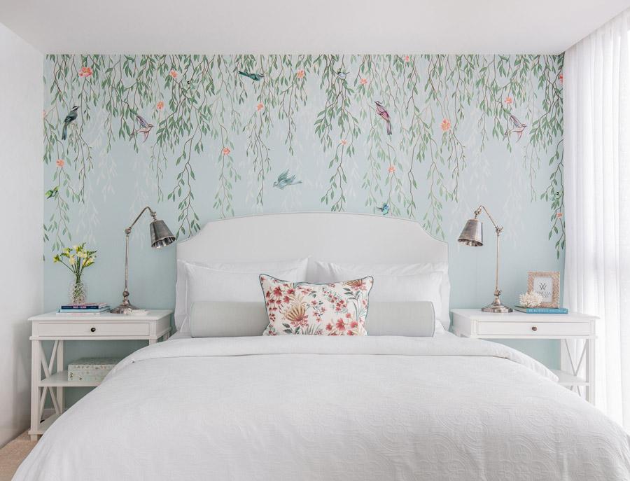 The Beach Escape Bedroom Wallpaper