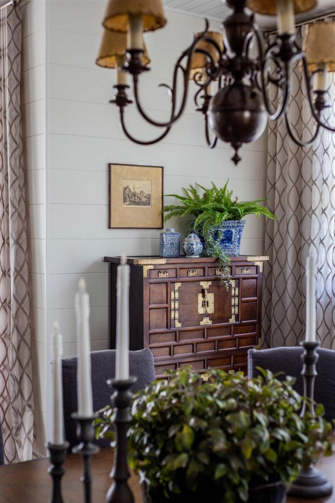 Vanessa Wood Interiors Ranch Feature