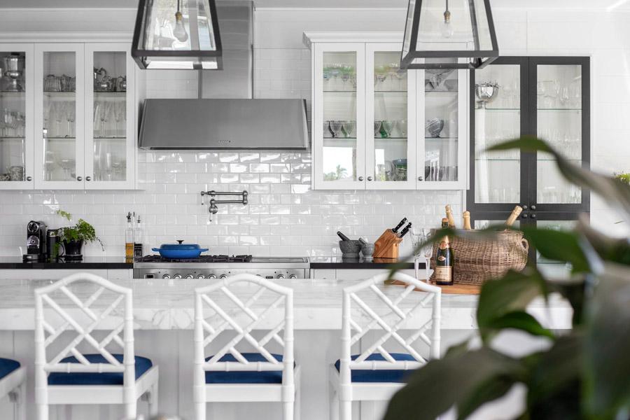 Vanessa Wood Interiors Ranch Kitchen