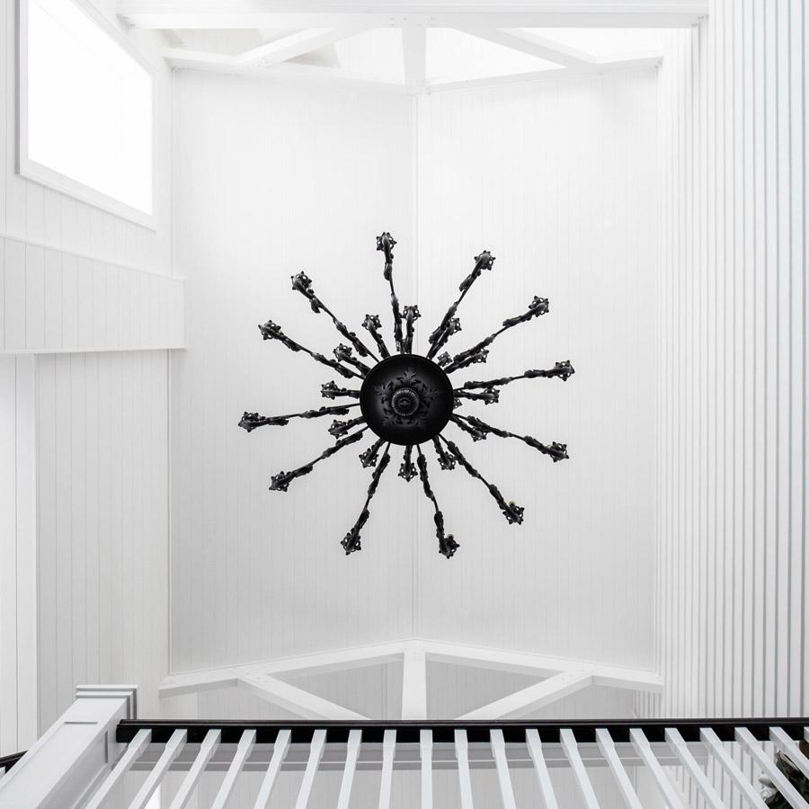 Vanessa Wood Interiors Ranch Ceiling